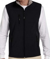 Fleece Lined Soft-Shell Vest