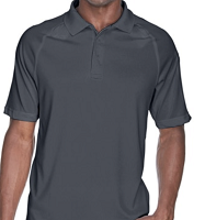 Shirt Shown in Charcoal logoless