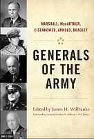 Generals of the Army; Marshall, MacArthur, Eisenhower, Arnold, Bradley