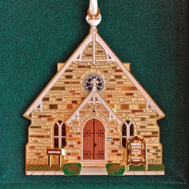 Memorial Chapel Ornament