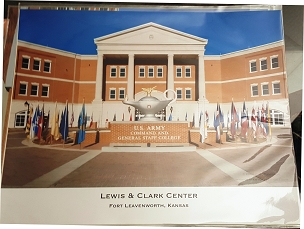 CGSC Lewis and Clark Photo