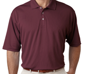 Shirt Shown in Maroon without logo